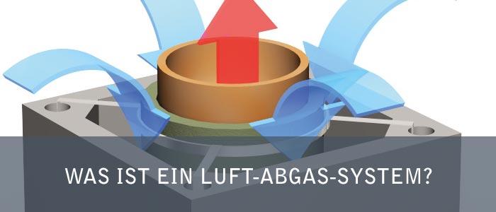 Was ist ein Luft-Abgas-System?