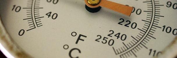 Geothermischer-Temperaturverlauf