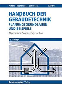Handbuch der Gebäudetechnik - Band 1