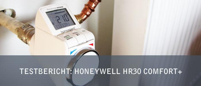 Testbericht: Honeywell HR30 Comfort+