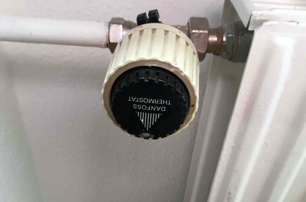 Danfoss Thermostat RA, Quelle aus Kommentaren (Lorenz)