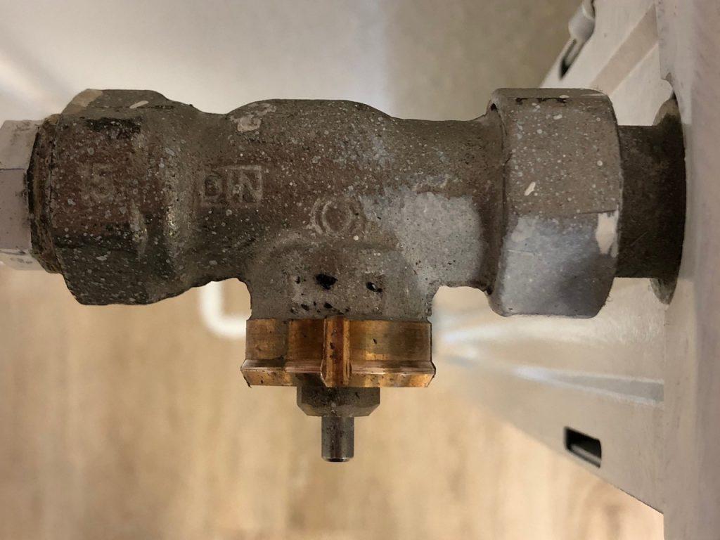 Gampper M20 über 10mm Tiefe - Quelle: Patrik Schmittat
