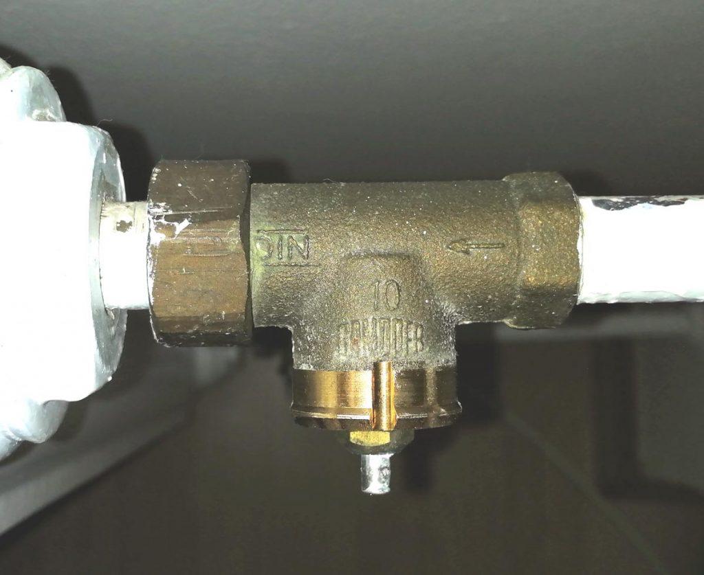 Gampper M20 bis 10mm Tiefe - Draufsicht - Quelle: Dávid Hidvégi