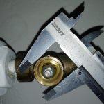 Gampper M20 bis 10mm Tiefe - Messung - Quelle: Dávid Hidvégi