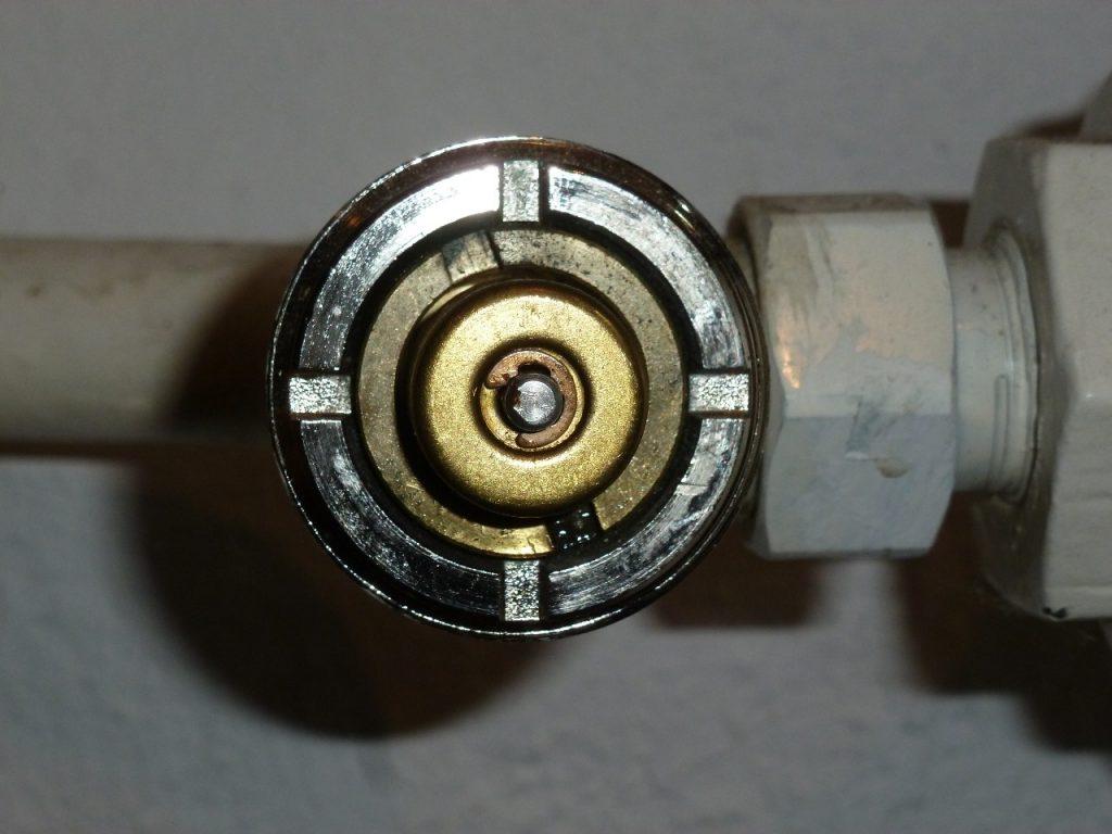 Braukmann 40 mm Heizkörperventil 02