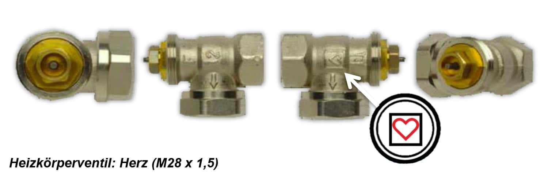 Heizkoerperventil-Herz-M28x1,5