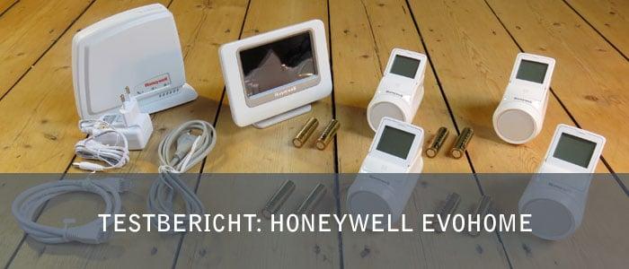 Testbericht: Smarte Heizung mit Honeywell Evohome