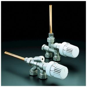Tauchventil mit Thermostat - Quelle: Oventrop