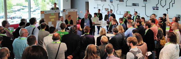 Barcamp Renewables 2016