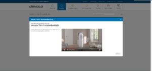 MyDevolo - Vorbereitung der Tür- und Fensterkontakte