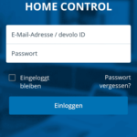 devolo-home-control-app-login