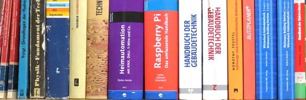 Fachbücher für Gebäudetechnik