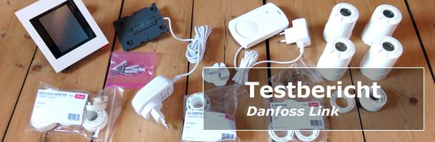 Testbericht Danfoss Link - Titelbild