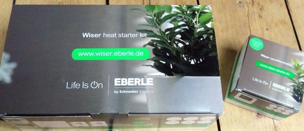 Wiser Eberle Heat Starter Kit