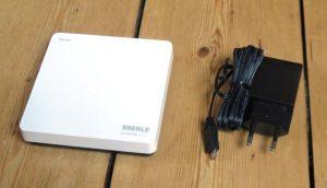 Wiser Heat Hub mit Netzteil