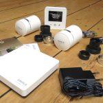 Wiser Heizungssteuerung Komponenten für die Installation