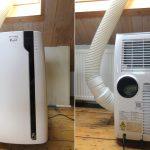 De'Longhi Silent PAC EX100 mobiles Klimagerät