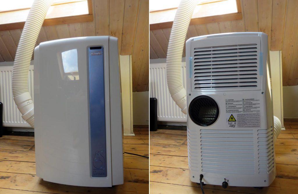 Abbildung 1: De'Longhi Pinguino PAC AN98 Eco mobile Klimaanlage