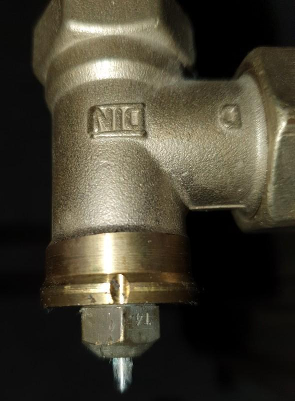 Danfoss RAVL Thermostat, Quelle: Charlie aus Kommentaren