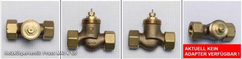 Heizkörperventil Pruss M40 x 1,5 - Quelle: eQ-3 AG/Staudigl