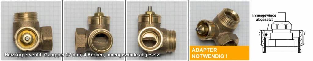 Heizkörperventil Gampper M20 über 10 mm Tiefe , Quelle: eQ-3 AG/Staudigl