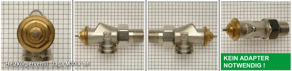 Heizkörperventil Jaga M30 x 1,5 - Quelle: eQ-3 AG/Staudigl
