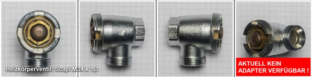 Heizkörperventil Scapi M34 x 1,3 - Quelle: eQ-3 AG/Staudigl