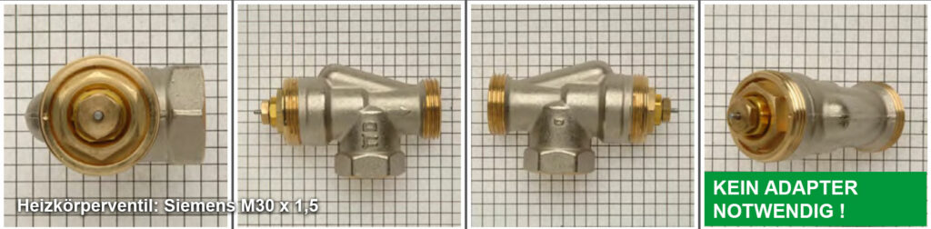 Heizkörperventil Siemens M30 x 1,5 - Quelle: eQ-3 AG/Staudigl