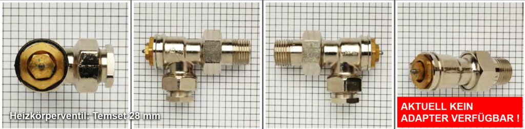 Heizkörperventil Temset 28 mm - Quelle: eQ-3 AG/Staudigl