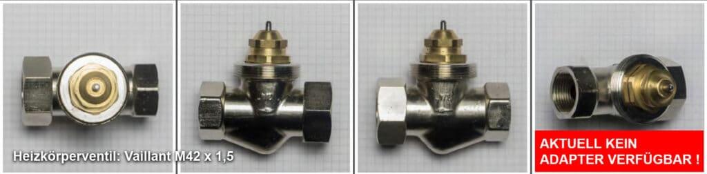 Heizkörperventil Vaillant M42 x 1,5 - Quelle: eQ-3 AG/Staudigl